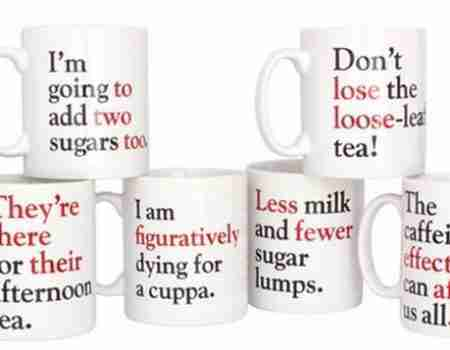 GIVEAWAY: clever gift ideas for writers, editors and grammar police